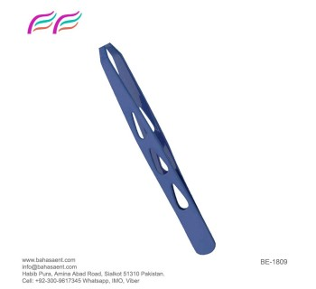 Professional tweezers stainless steel Arched Claw eyebrow tweezers made By Bahasa Pro.